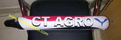 BALON TEPUK Logo CT AGRO