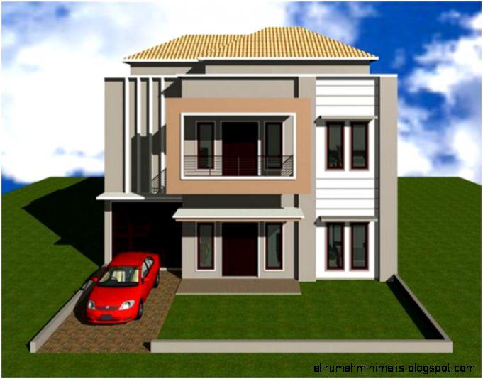 Gambar Rumah Minimalis 2 Lantai • Tipe Rumah Minimalis Terbaru 2015