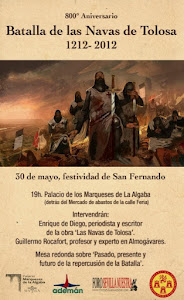 ACTO CONMEMORATIVO DE LOS 800 AÑOS DE LAS NAVAS DE TOLOSA