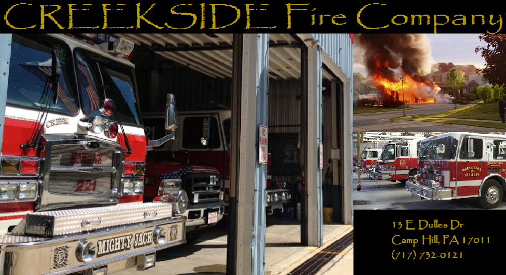 Creekside Volunteer Fire Company