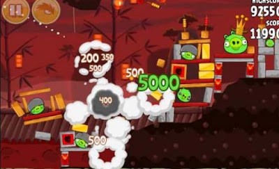 Free Download Games Angry Birds Seasons v2.2 The Year Of Dragon 2012 For PC