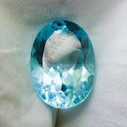 Batu Permata Blue Topaz - SP914