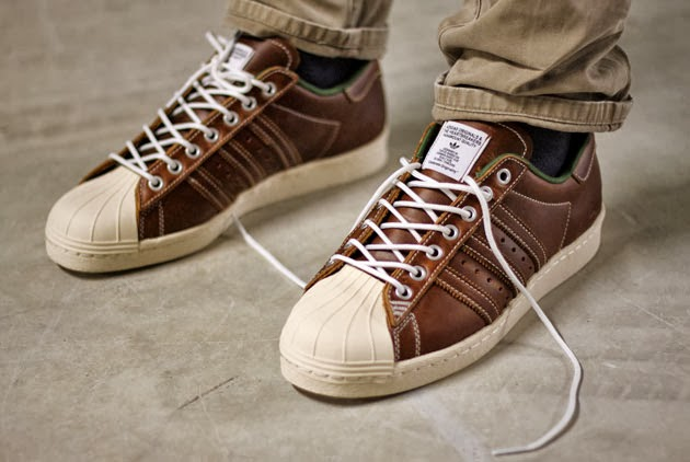 Adidas Superstar x Bedwin