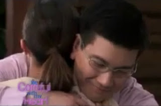 Be Careful With My Heart February 5 2013 Sir Chief's 1st Hug