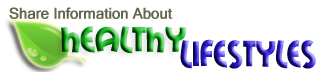 Share information about healthy lifestyles
