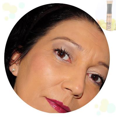 Make up Foto mit Alverde