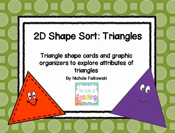 http://www.teacherspayteachers.com/Product/Triangles-Shape-Sort-with-Shape-Cards-1000861
