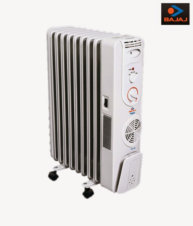 Snapdeal: Buy Usha OFR3211H oil filled Radiator Majesty RH 9 at Rs.7934