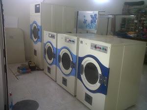 mesin alat pengering pakaian baju laundry hotel rumah sakit kiloan