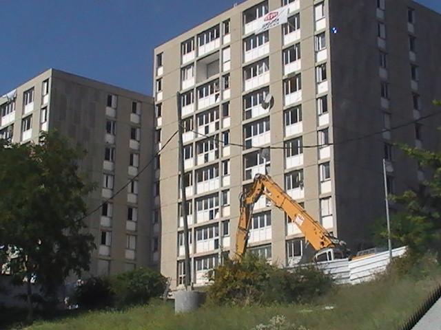 démolition-cité-les-créneaux-Marseille