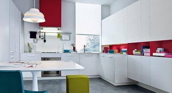 4 fashionable style of kitchen furniture