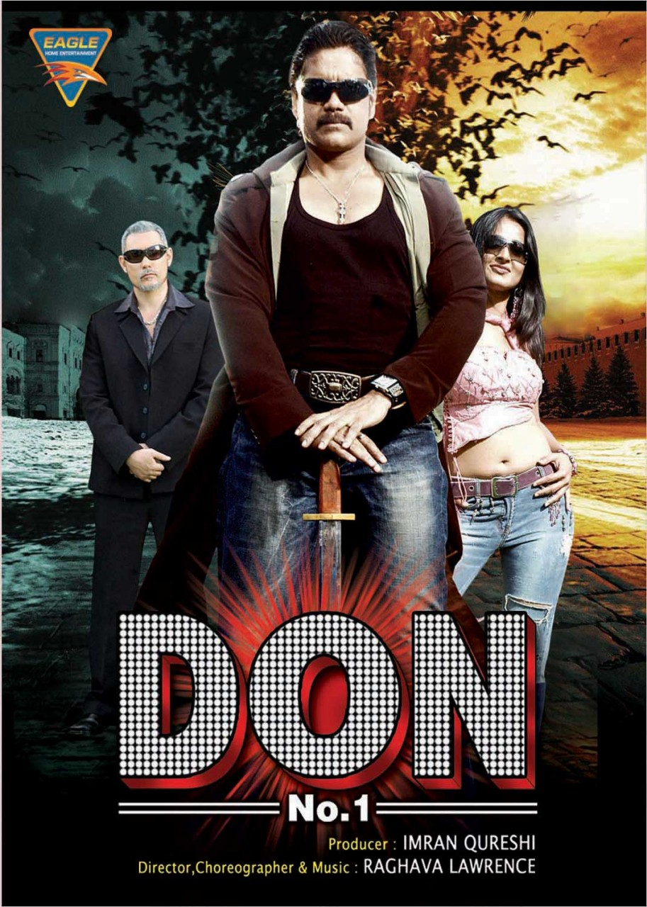 Don No1 2007 Hindi Dubbed Movie DvDRip Xvid
