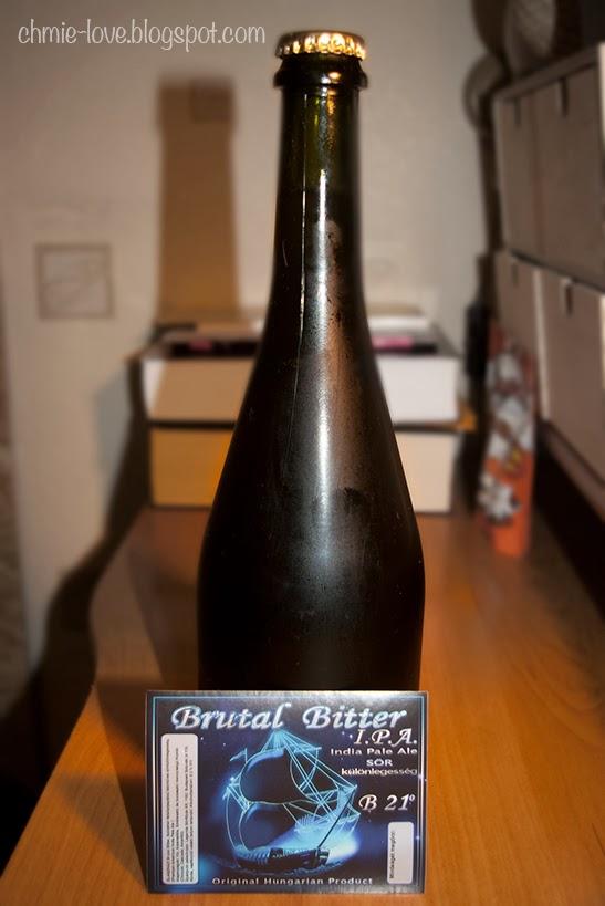 Legenda Sorfozde, Brutal Bitter India Pale Ale