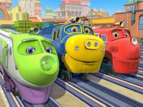 Chuggington trains