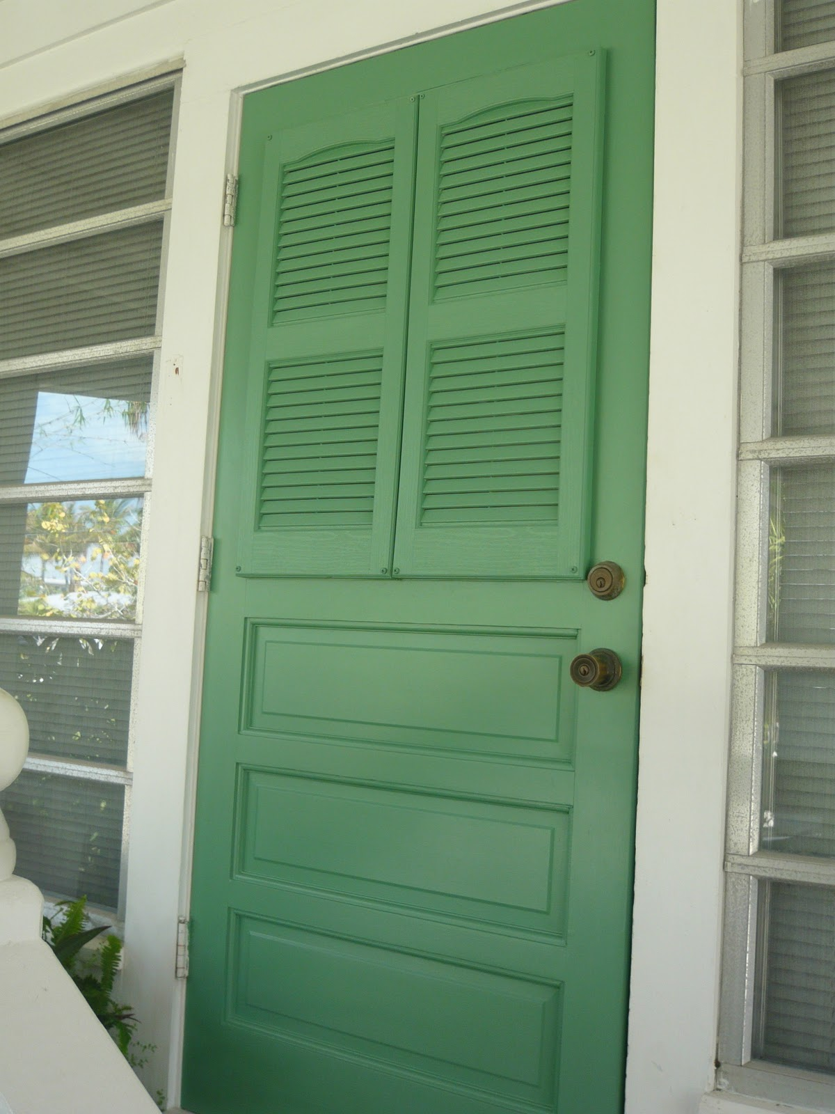 designing domesticity update your front door on the cheap