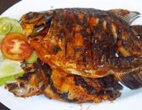 resep bumbu ikan bakar padang pedas
