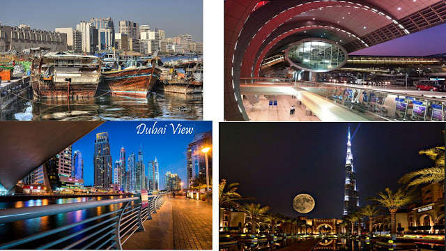 Dubai Designed to Success the best place to live in and prosper