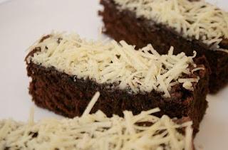 Resep Brownies Kukus Keju Spesial