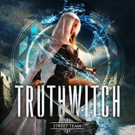 Official Truthwitch Street Team Member