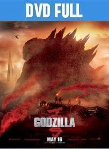 Godzilla DVD Full Español Latino 2014