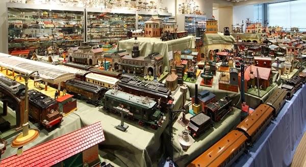 Bộ sưu tập đồ chơi lớn nhất thế giới  5