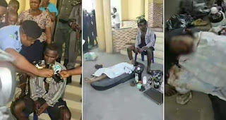 """""""Power Outage Helped Me Escape But Hunger Led To My Re-arrest""""- Child Killer, Ifeanyi Dike, Confesses"""