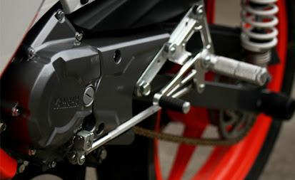 Tips dan Cara Membuat Motor Kencang dengan Settingan Standar
