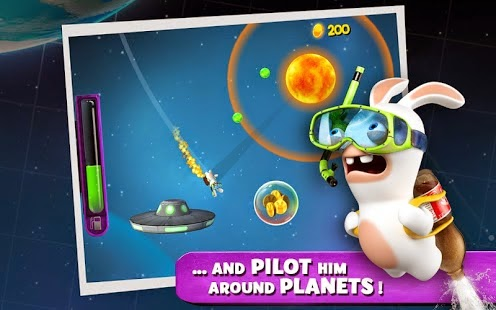 Rabbids Big Bang Android APK Full Version Pro Free Download