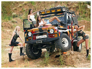 mobil ofroad