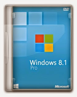 Windows 8.1 Pro  – Novembro de 2014 + Crack