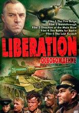 La batalla de Berlín (Liberación)(1969 - Osvobozhdenie - Liberation)