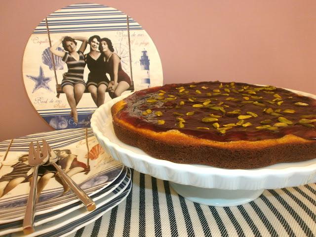 tortata alle ciliegie