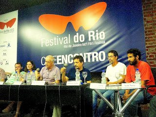 """Entrevista """"O Som ao Redor"""""""