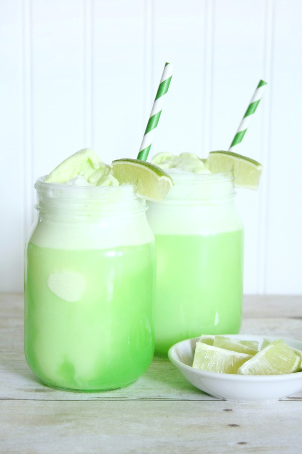 Halloween Vampire Punch With Lime Sherbet Recipes — Dishmaps
