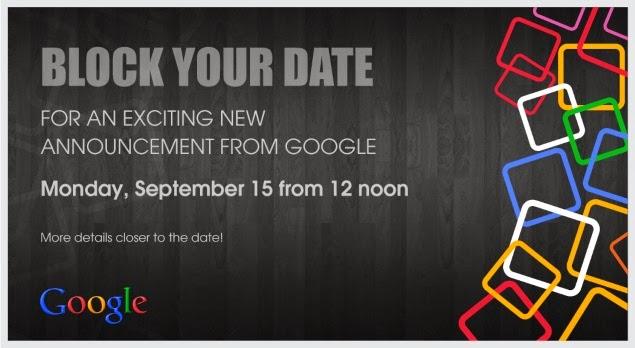 Android One tanıtım davetiyeleri gönderildi