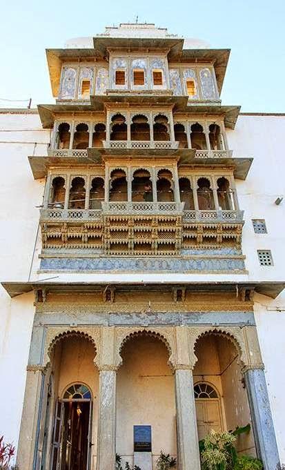 Sajjangarh Fort