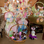 Living Room Easter Decorations 2013