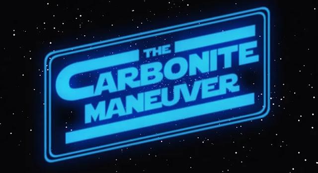 The Carbonite Maneuver - Epic Star Wars Star Treck Crossover Fake Trailer