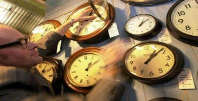 Τα μεσάνυχτα της Τρίτης ο χρόνος σταματά για ένα δευτερόλεπτο