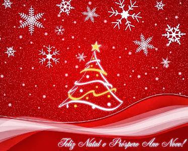 Cartões para Mensagens de Natal