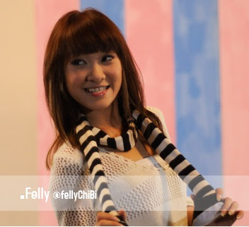 Felly Cherry Belle