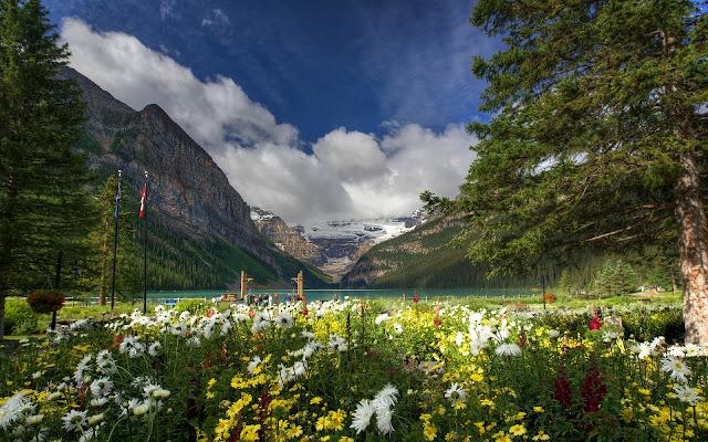 Lago Louise - Lake Louise - Alberta Canada