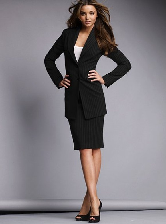 Awesome Women Business Suit Skirt