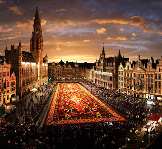 brussels, castle, rug, beautiful, europe