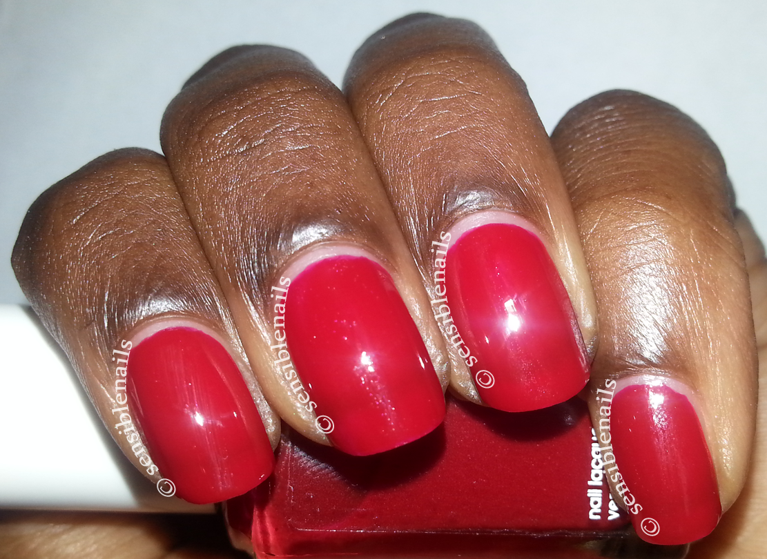 Sensible Nails: July 2014