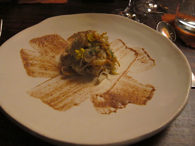 Abalone at Coi