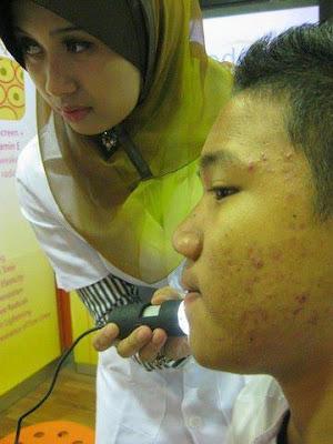 analisis jenis kulit, cara mengenalpasti jenis kulit, spa zarraz paramedical