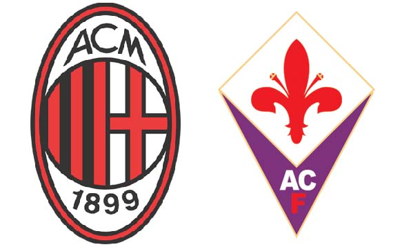 DIRETTA Milan Fiorentina Streaming Rojadirecta, dove vederla Gratis Online Video Highlights Oggi.