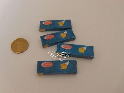 scatole spaghetti in miniatura