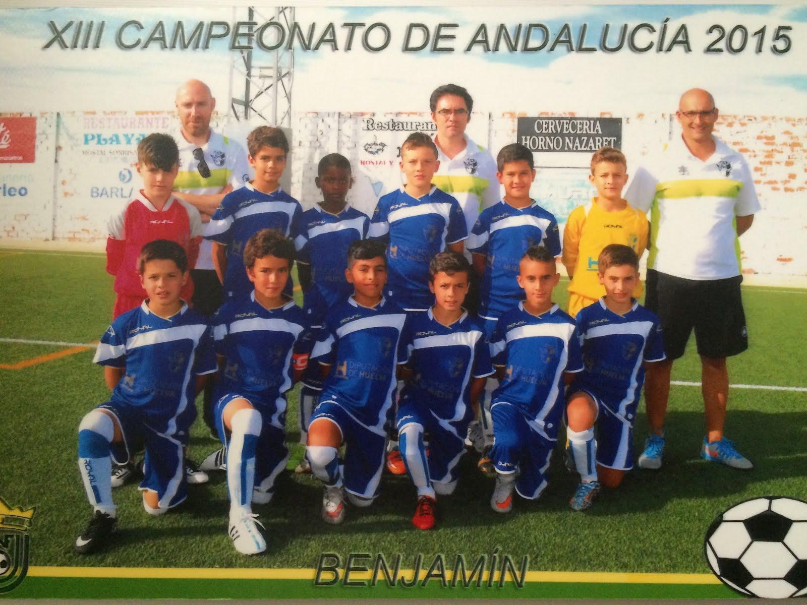 Selección Provincial de Huelva Benjamín